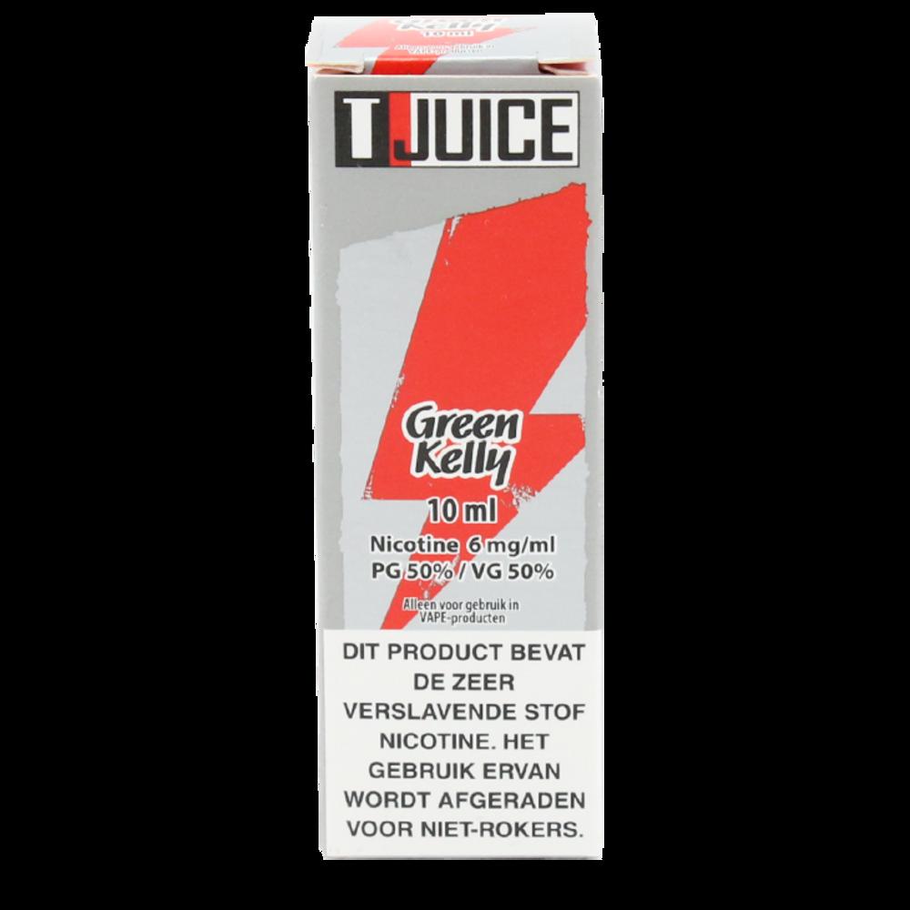 Green Kelly (MHD) - T-juice