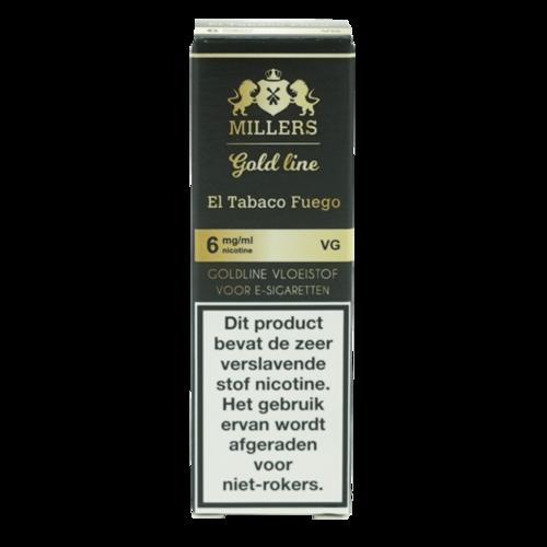 El Tabaco Fuego 100%VG - Millers Juice