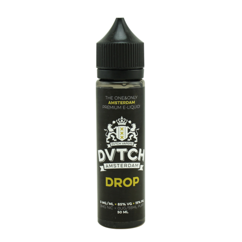 Drop (MHD) - DVTCH (Shortfill) (Shake & Vape 50ml)