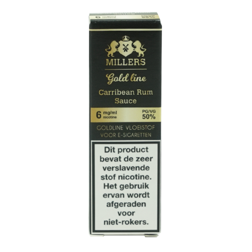 Caribbean Rum Sauce - Millers Juice
