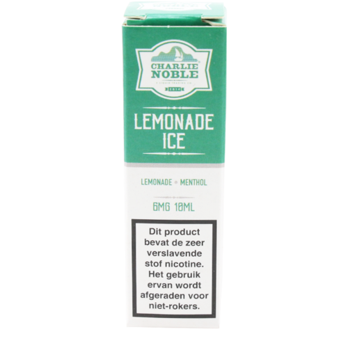 Lemonade Ice (MHD) - Charlie Noble