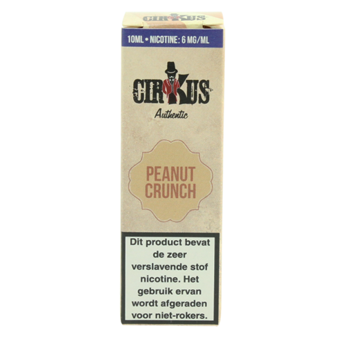 Peanut Crunch - Cirkus The Authentics