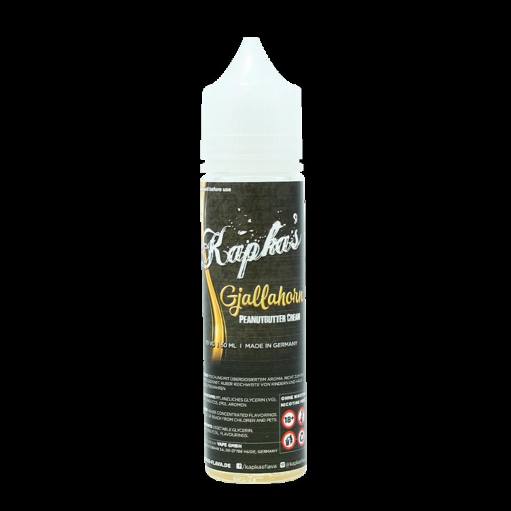 Gjallahorn - Kapka's Flava (Shortfill) (Shake & Vape 50ml)