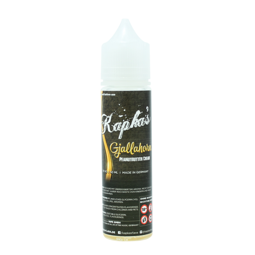 Gjallahorn - Kapka's Flava (Shake & Vape 50ml)