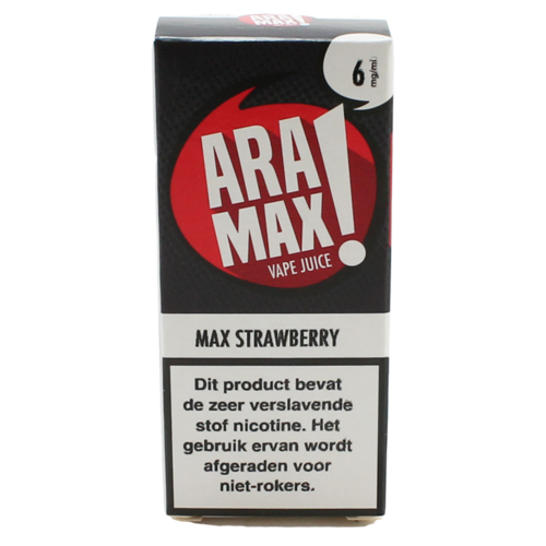 Max Strawberry - Aramax