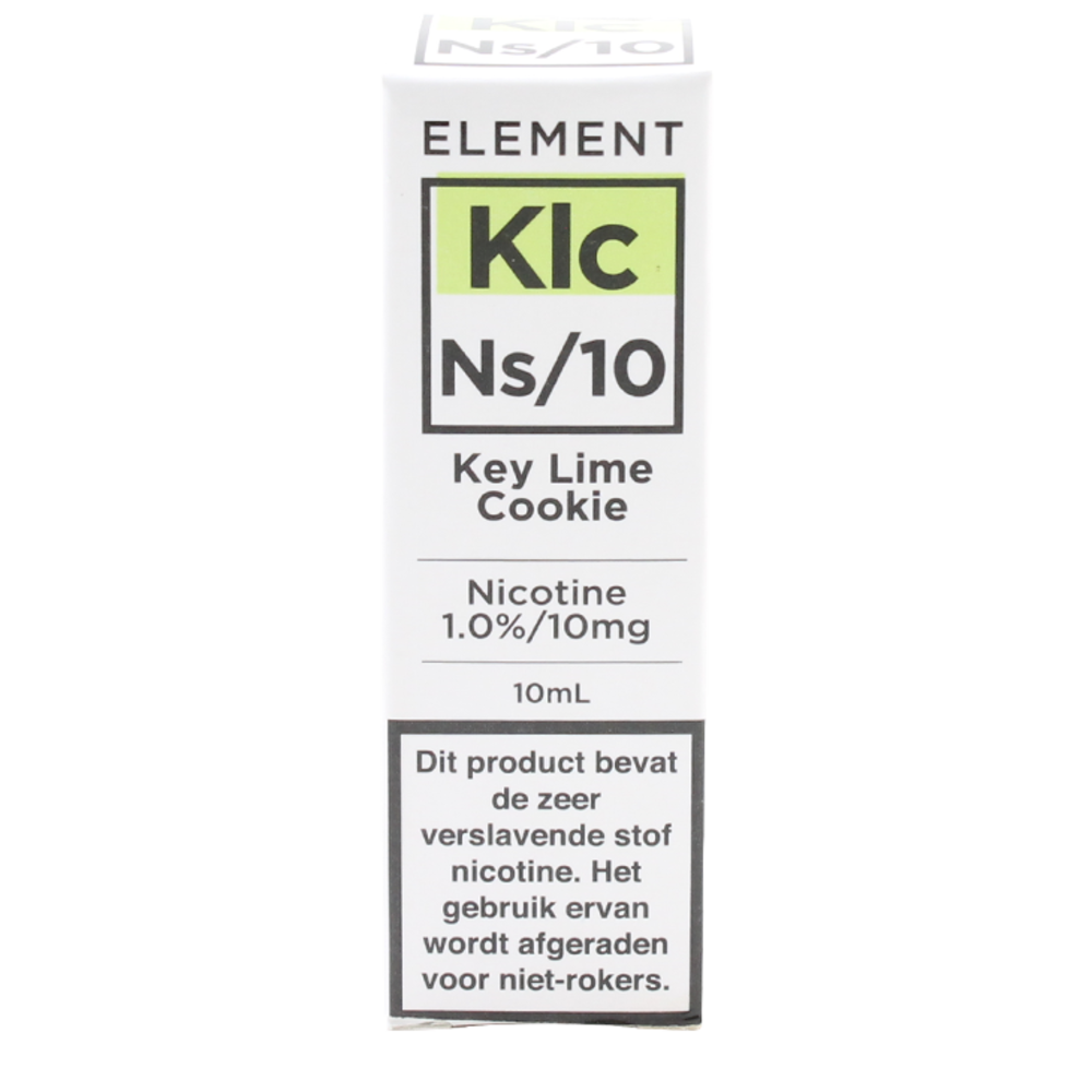 Key Lime Cookie (Nic Salt) - Element e-Liquids