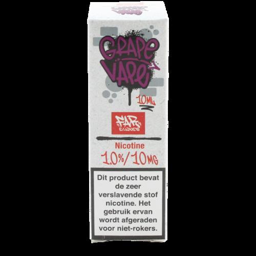 Grape Vape (Nic Salt) - Element e-Liquids