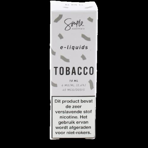 Tobacco (MHD) - Simple Essentials