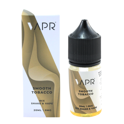 Smooth Tobacco - VAPR (Shortfill) (Shake & Vape 20ml)