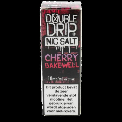Cherry Bakewell (Nic Salt) - Double Drip