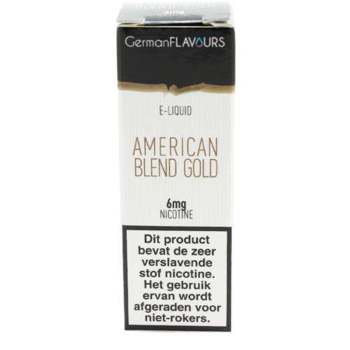 American Blend Gold - German Flavours