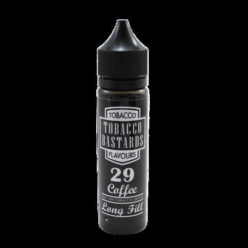 NO. 29 Coffee - Tobacco Bastards (Longfill) (Aroma)
