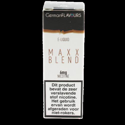 Maxx Blend - German Flavours