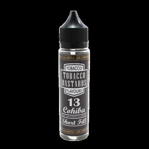 NO. 13 Cohiba - Tobacco Bastards (Shortfill) (Shake & Vape 50ml)