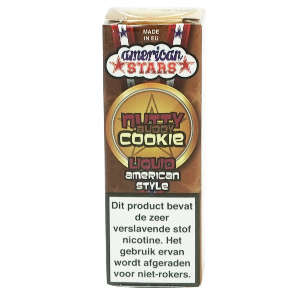 Nutty Buddy Cookie - Flavourtec