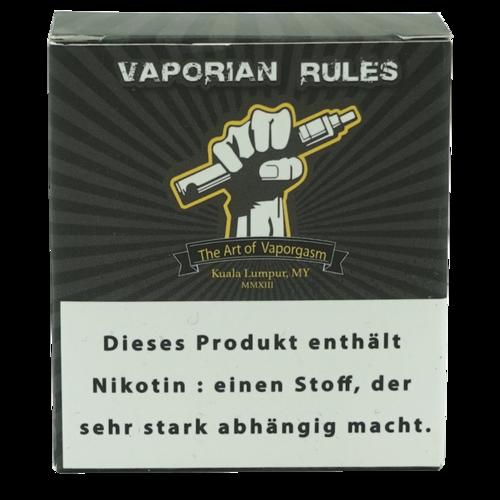 Charlie Freeze - Vaporian Rules (3x10ml)