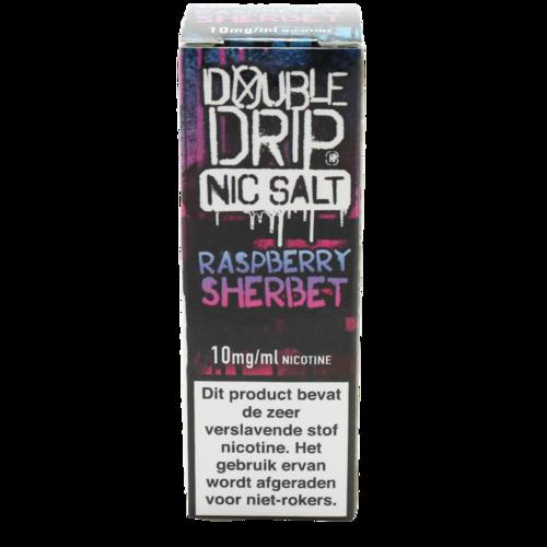Raspberry Sherbet (Nic Salt) - Double Drip