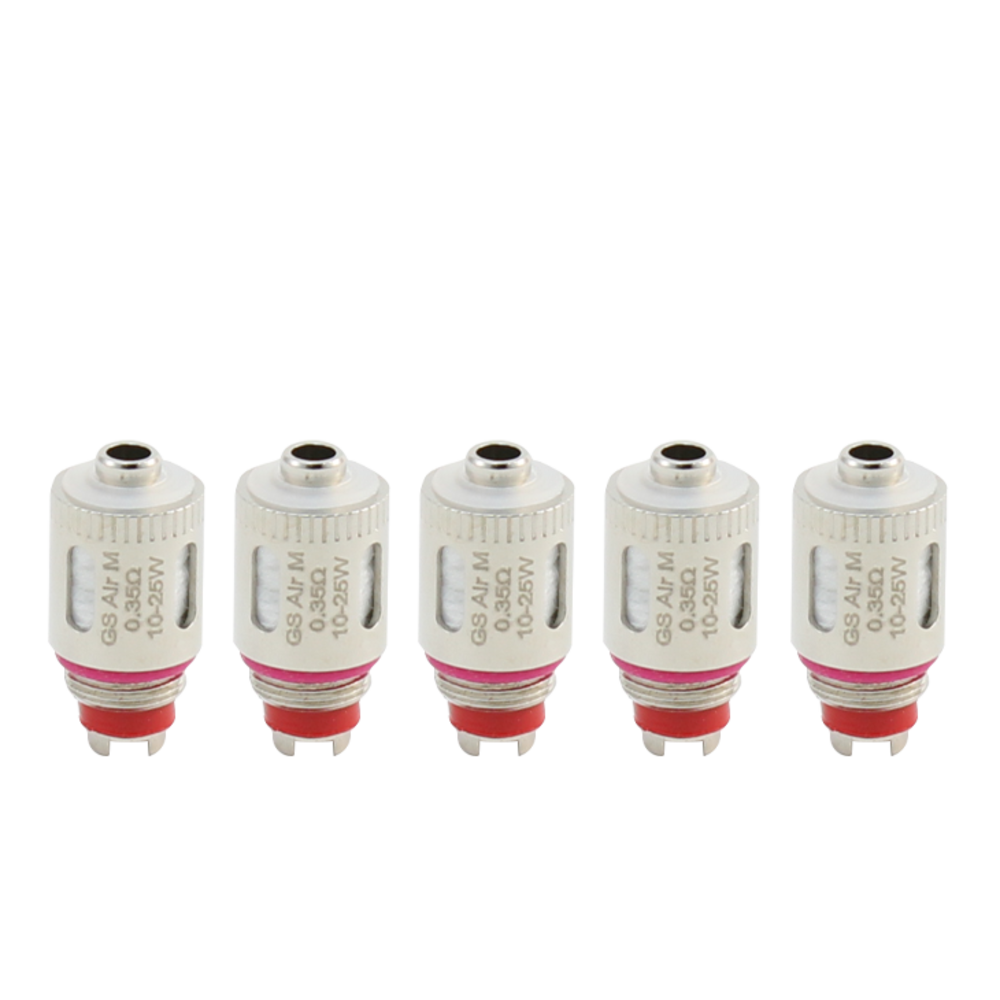 Eleaf GS Air (2) / Basal Coils (5 Stück)
