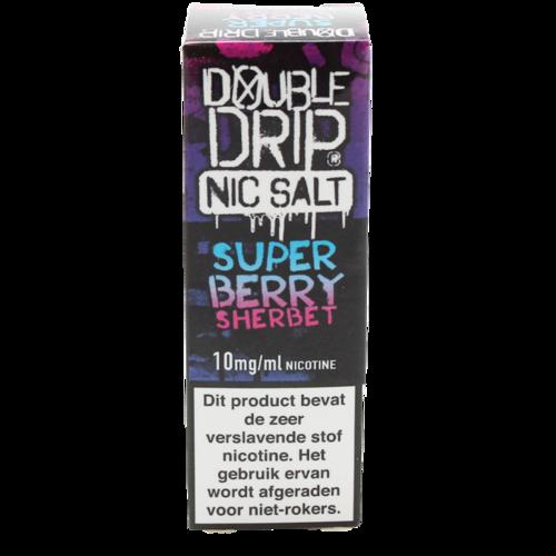 Super Berry Sherbet (Nic Salt) - Double Drip