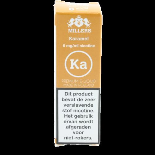 Karamell - Millers Juice
