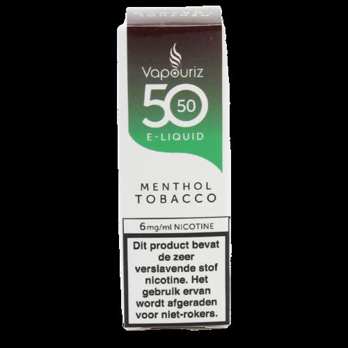 Menthol Tobacco - Vapouriz