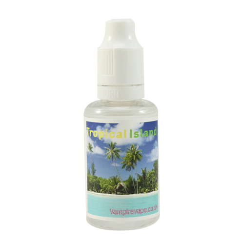 Tropical Island (MHD) - Vampire Vape (Aroma)