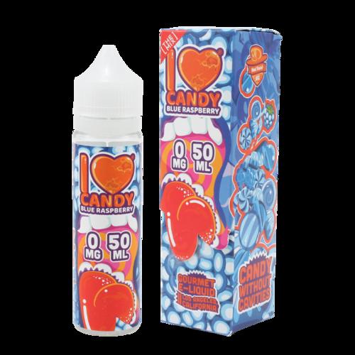 Blue Raspberry - Mad Hatter (Shortfill) Juice (Shake & Vape 50ml)