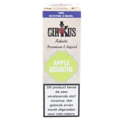 Apple Absinthe - Cirkus The Authentics