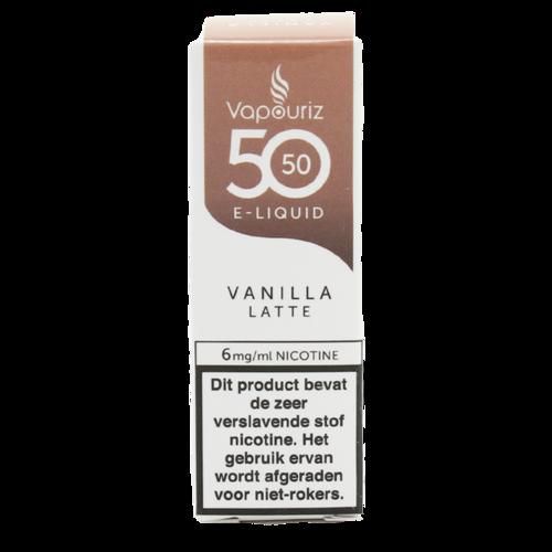 Vanilla Latte - Vapouriz