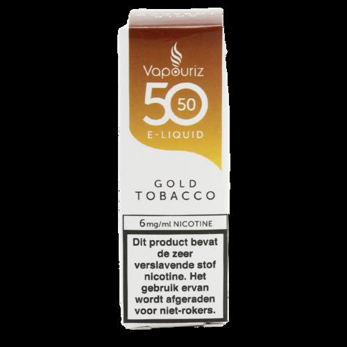 Gold Tobacco - Vapouriz