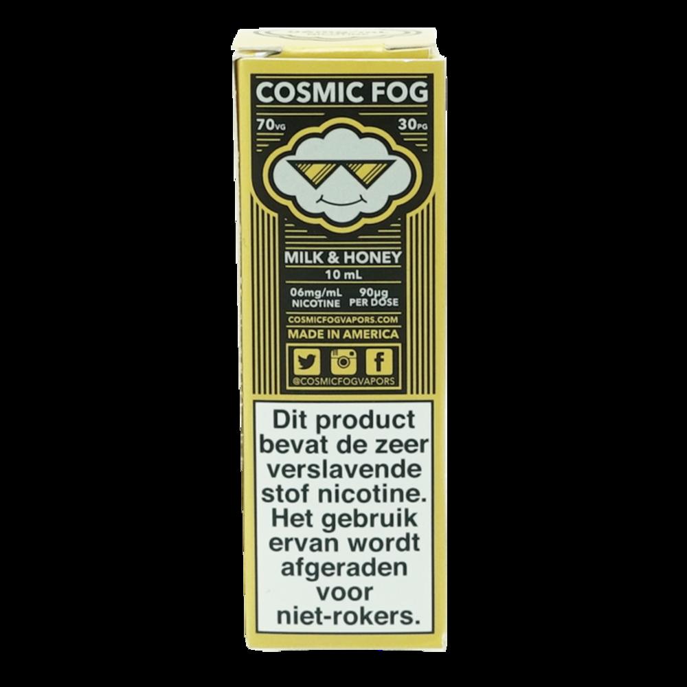 Milk & Honey - Cosmic Fog