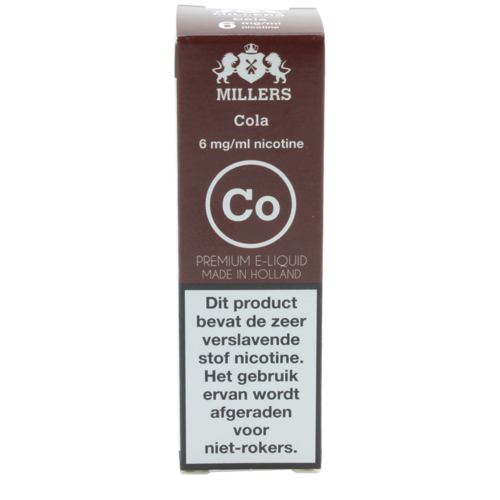 Cola - Millers Juice