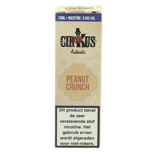 Peanut Crunch (MHD) - Cirkus The Authentics