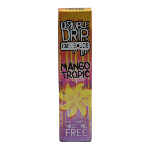 Mango Tropic - Double Drip (Shortfill) (Shake & Vape 50ml)
