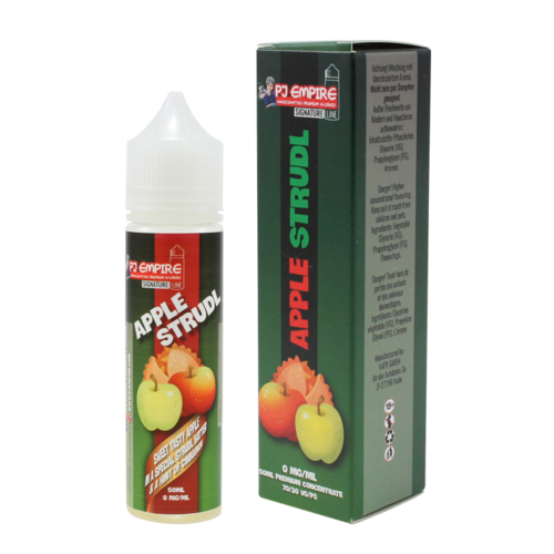 Apple Strudl - PJ Empire (Shortfill) (Shake & Vape 50ml)