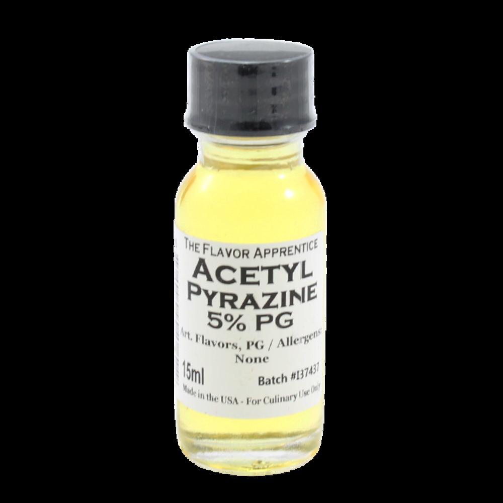 Acetyl Pyrazine 5 PG - TPA (Aroma)