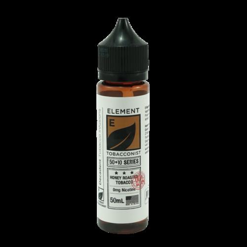 Honey Roasted Tobacco - Element e-Liquids TOBACCONIST Dripper (Shortfill) (Shake & Vape 50ml)