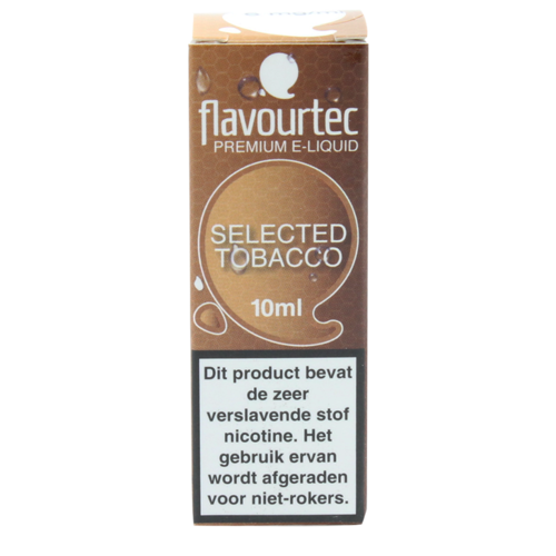 Selected Tobacco - Flavourtec