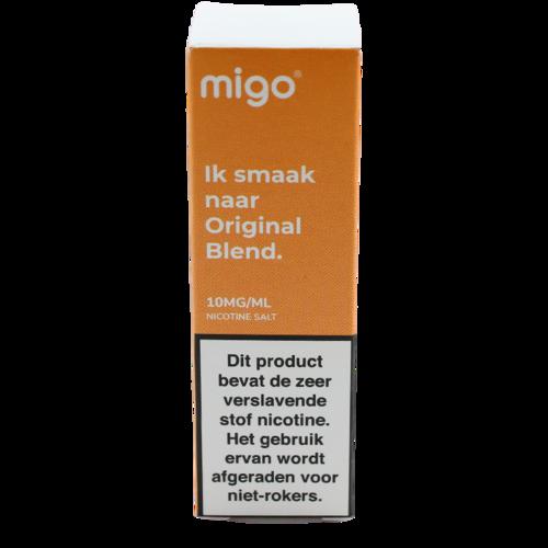 Original Blend (Nic Salt) - Migo