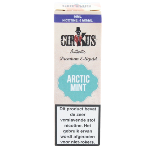Arctic Mint - Cirkus The Authentics