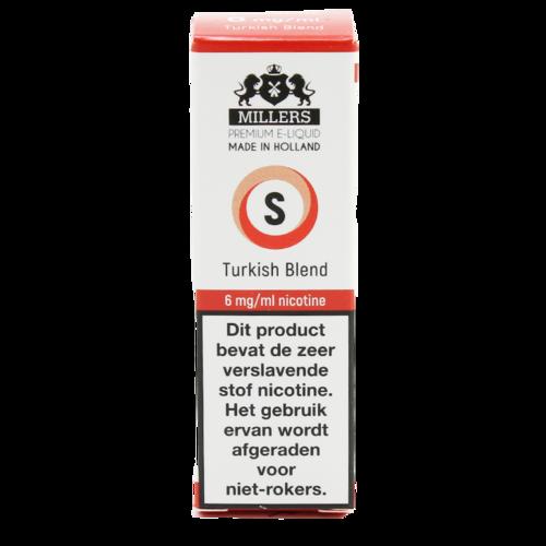 Turkish Blend - Millers Juice