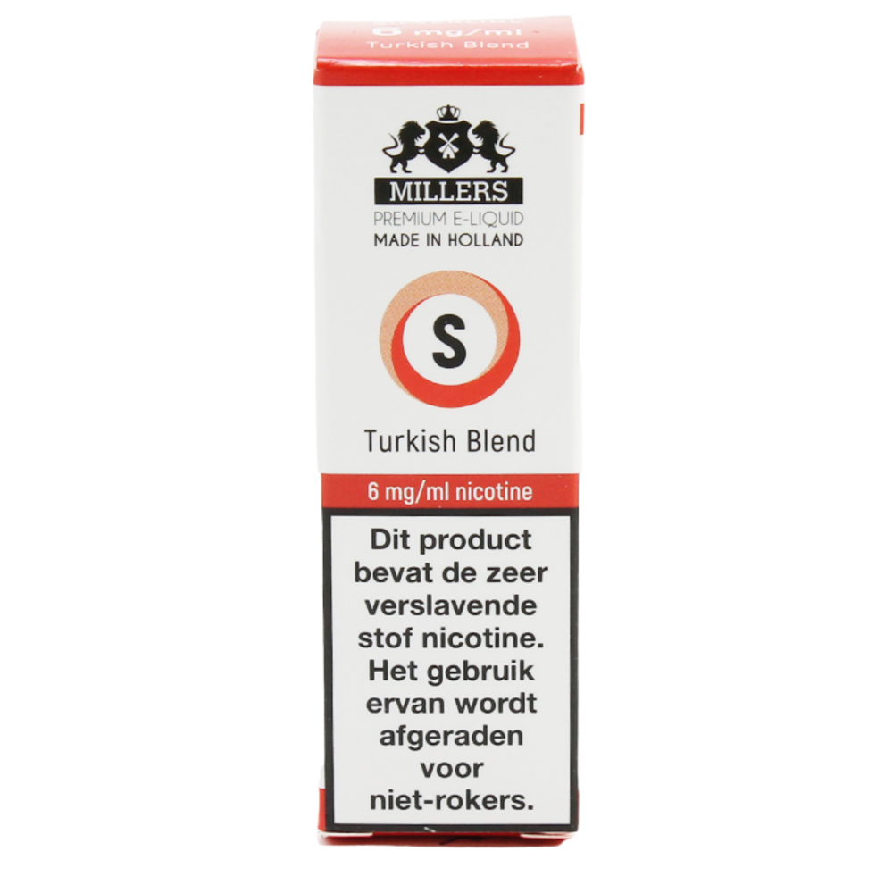 Turkish Blend - Millers Juice