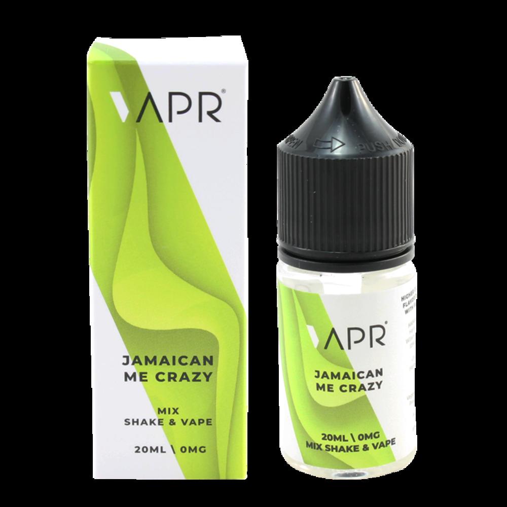 Jamaican Me Crazy - VAPR (Shake & Vape 20ml)