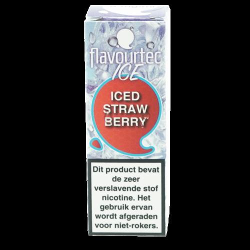 Iced Strawberry (MHD) - Flavourtec