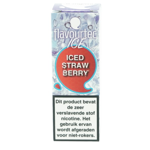 Iced Strawberry - Flavourtec