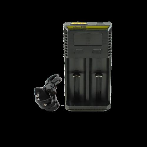 Nitecore Intellicharger I2 Ladegerät