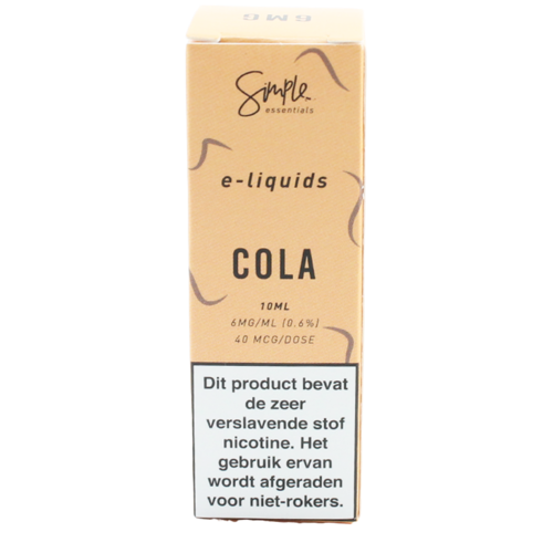 Cola - Simple Essentials