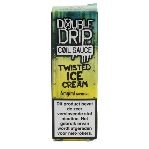 Twisted Ice Cream (High VG) - Double Drip