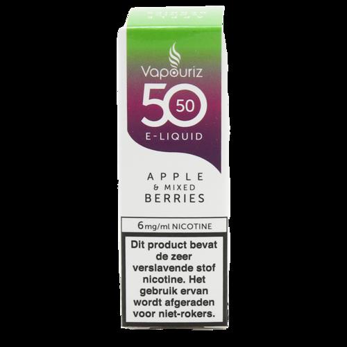 Apple & Mixed Berries - Vapouriz