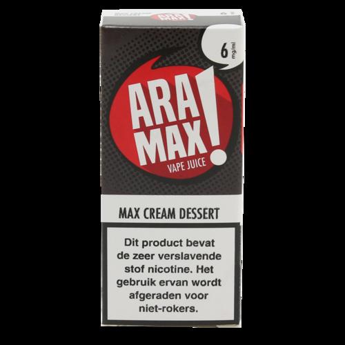 Max Cream Dessert - Aramax